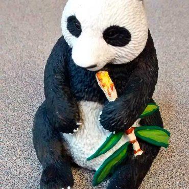 Panda Bambú (Grande)