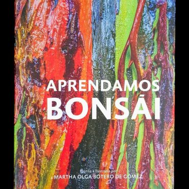 LIBRO APRENDAMOS BONSÁI